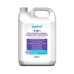 Byotrol 4 In 1 Multi-Purpose Cleaner And Disinfectant Concentrate (5 Litre)